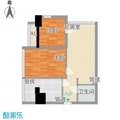 武汉城市广场79.44㎡武汉城市广场户型图C2户型2室2厅1卫1厨户型2室2厅1卫1厨