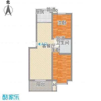 环岛豪庭户型图1#锦瑞90.98已售完 2室2厅