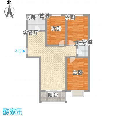 城市印象114.41㎡城市印象户型图D已售完3室2厅1卫1厨户型3室2厅1卫1厨