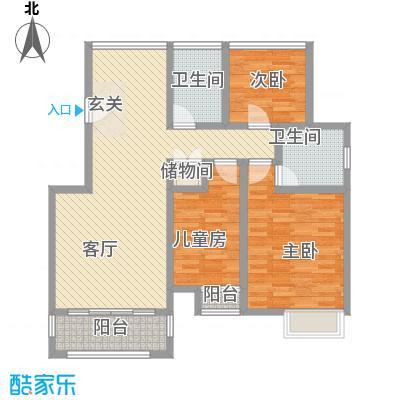 丽景湾丽景湾户型1户型10室