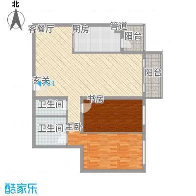 金筑名邸90.00㎡2室