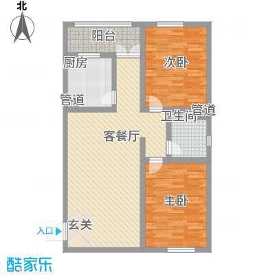 金马国际103.58㎡金马国际103.58㎡10室户型10室