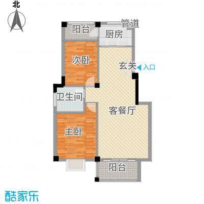 吉星佳地吉星佳地2室2厅1卫1厨户型2室2厅1卫1厨