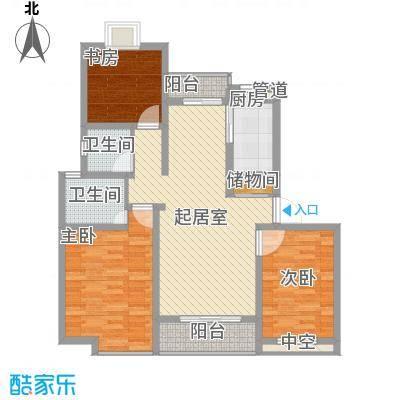 翠微品墅别墅翠微品墅别墅户型图J2户型10室