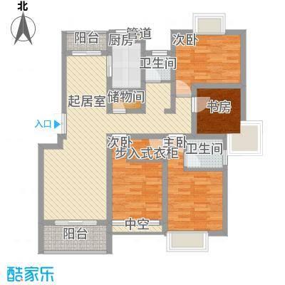 翠微品墅别墅翠微品墅别墅户型图C5户型10室