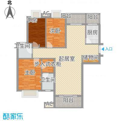 翠微品墅别墅翠微品墅别墅户型图B-2k户型10室