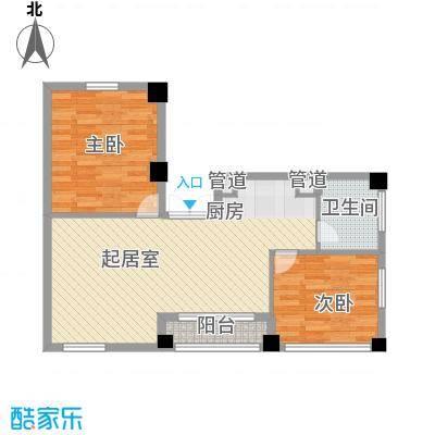 钱江BLOCK86.09㎡钱江BLOCK户型图86.09㎡户型2室2厅1卫1厨户型2室2厅1卫1厨