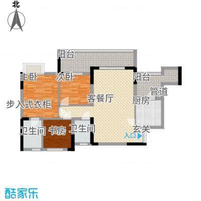 汉水公寓158.00㎡汉水公寓158.00㎡6室户型6室