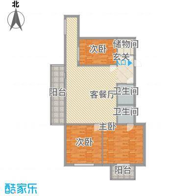 汉阳工商局公寓工商局公寓户型3室2厅