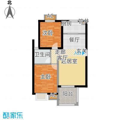 金龙花园二期金龙花园二期户型图三期户型单张052室2厅1卫1厨户型2室2厅1卫1厨