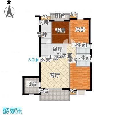 金龙花园二期金龙花园二期户型图三期户型单张024室2厅2卫1厨户型4室2厅2卫1厨