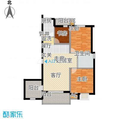 金龙花园二期金龙花园二期户型图三期户型单张033室2厅1卫1厨户型3室2厅1卫1厨