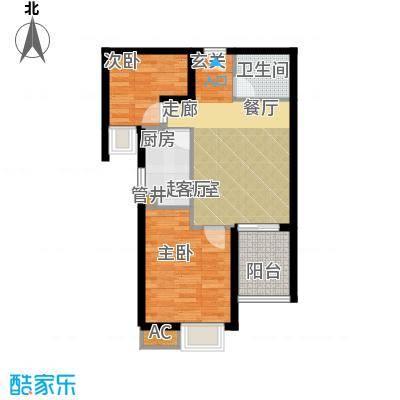 金龙花园二期金龙花园二期户型图三期户型单张082室2厅1卫1厨户型2室2厅1卫1厨