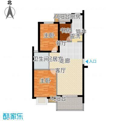 金龙花园二期金龙花园二期户型图三期户型单张013室2厅1卫1厨户型3室2厅1卫1厨