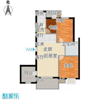 金龙花园二期金龙花园二期户型图三期户型单张043室2厅1卫1厨户型3室2厅1卫1厨