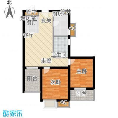 金龙花园二期金龙花园二期户型图三期户型单张062室2厅1卫1厨户型2室2厅1卫1厨