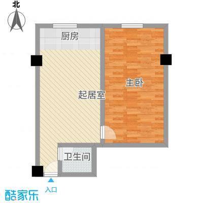 兴邦商住公寓75.26㎡兴邦商住公寓75.26㎡1室2厅2卫1厨户型1室2厅2卫1厨