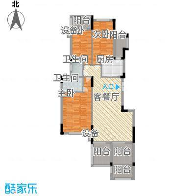 从化托斯卡纳146.64㎡从化托斯卡纳户型图4室2厅户型图4室2厅2卫1厨户型4室2厅2卫1厨
