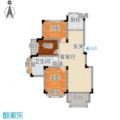 巴斯小镇119.00㎡巴斯小镇户型图F户型3室2厅1卫1厨户型3室2厅1卫1厨