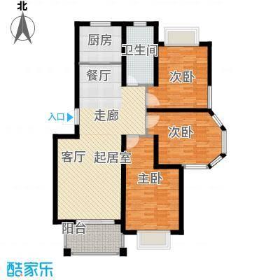 家和苑115.00㎡家和苑户型图3室2厅户型图3室2厅1卫1厨户型3室2厅1卫1厨
