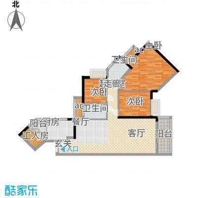 恒安大厦恒安大厦户型图3室2厅户型图3室2厅2卫1厨户型3室2厅2卫1厨