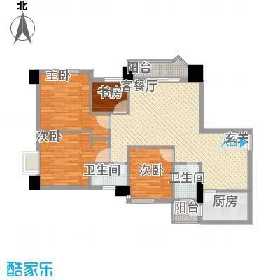 珠岛花园项目珠岛花园项目户型图五期J型户型3室2厅2卫户型3室2厅2卫