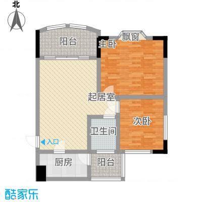 东圃广场三期89.00㎡东圃广场三期89.00㎡2室户型2室