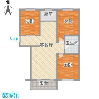 鸿搏雅园133.00㎡鸿搏雅园户型图户型图3室2厅1卫1厨户型3室2厅1卫1厨