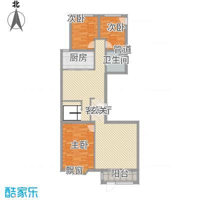 ��汇146.00㎡��汇户型图户型A3首层3室2厅2卫1厨户型3室2厅2卫1厨