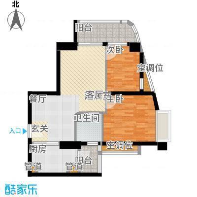 幸福立方幸福立方户型图08单位户型10室