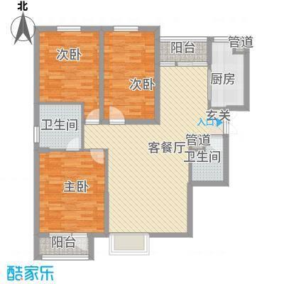 名品建筑117.20㎡名品建筑户型图8-1户型3室2厅2卫1厨户型3室2厅2卫1厨