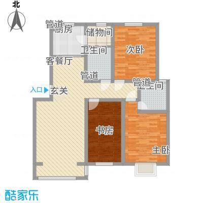 青熙境133.00㎡青熙境户型图A-130B户型3室2厅2卫1厨户型3室2厅2卫1厨