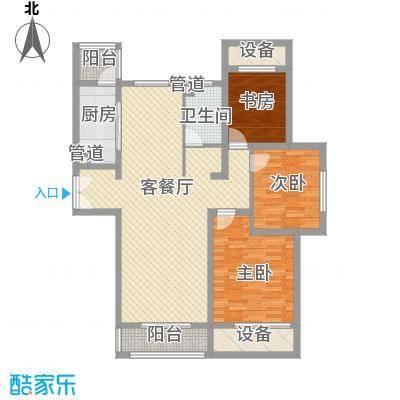 新公馆新公馆户型图10楼(2012.11.16)3室2厅1卫1厨户型3室2厅1卫1厨
