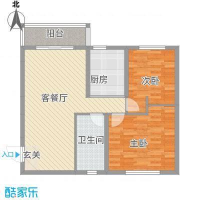 紫薇花园紫薇花园户型图2室2厅32室户型2室