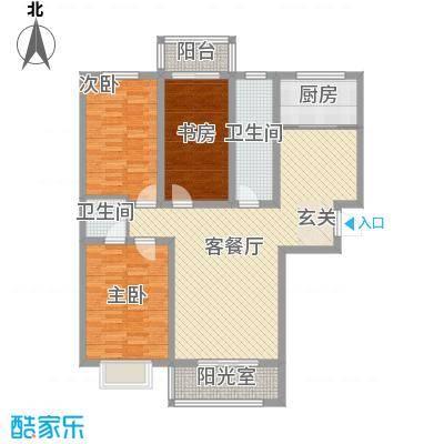 景观花园三期景观花园三期户型图3室2厅23室户型3室