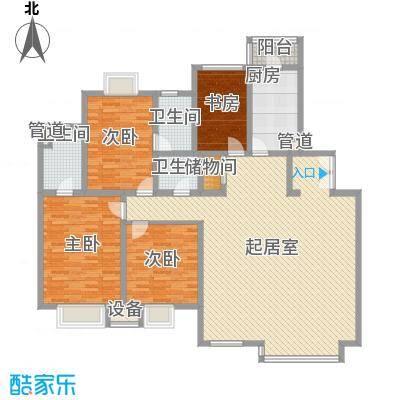 新希望家园新希望家园户型图二期20号楼标准层A户型3室2厅3卫户型3室2厅3卫