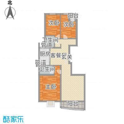 恩和家园122.85㎡恩和家园户型图户型图3室2厅2卫1厨户型3室2厅2卫1厨