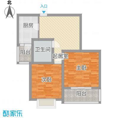 金花园90.00㎡金花园标准户型10室