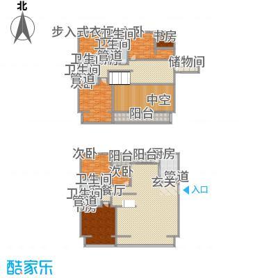 九合国际453.60㎡九合国际户型图户型图5室5厅3卫1厨户型5室5厅3卫1厨
