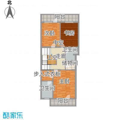 桥华世纪村桥华世纪村户型图A型4层平面3室1厅2卫户型3室1厅2卫