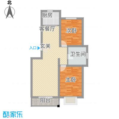 美地家园90.20㎡美地家园户型图户型图2室2厅1卫1厨户型2室2厅1卫1厨