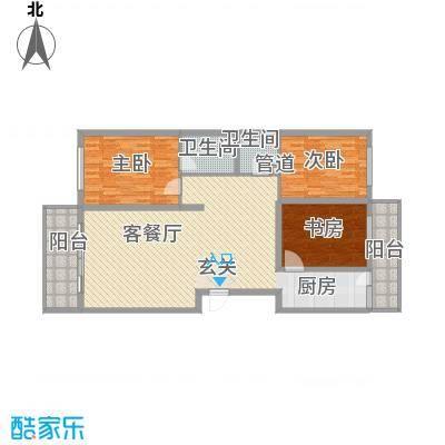 兆宸公寓151.38㎡兆宸公寓户型图户型图3室2厅2卫1厨户型3室2厅2卫1厨