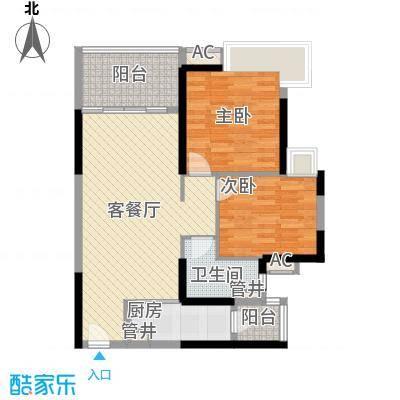 广州亚运城广州亚运城・天誉户型图3座06户型户型10室