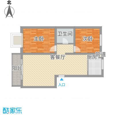 荣江兴旺领地93.50㎡荣江兴旺领地户型图户型图2室2厅1卫1厨户型2室2厅1卫1厨
