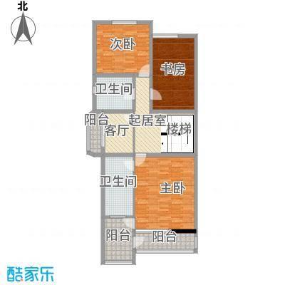 丽苑小区丽苑小区户型图桥华3室1厅3室户型3室