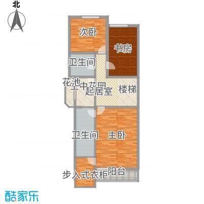 九合家园九合家园户型图桥华3室1厅3室户型3室