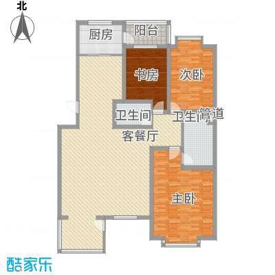 九合家园九合家园户型图桥华3室2厅3室户型3室