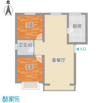 星河丽景93.63㎡星河丽景户型图A3户型10室