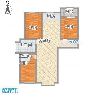 中油呼炼小区中油呼炼小区户型图花3室2厅23室户型3室