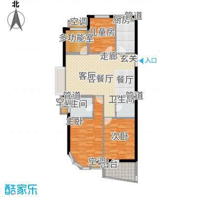 星海花园星海花园户型图四室两厅两卫34室2厅2卫1厨户型4室2厅2卫1厨